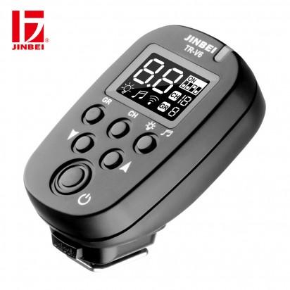 Радиосинхронизатор JINBEI TR-V6 2.4GHz