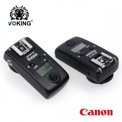 Радиосинхронизаторы VOKING VK-WF820 Canon