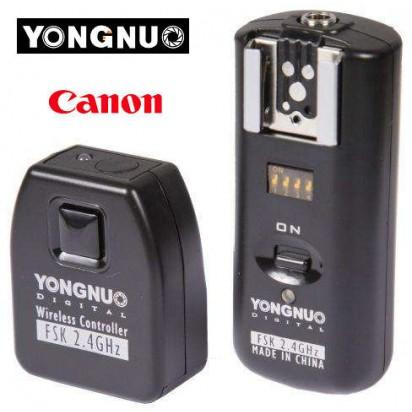 Радиосинхронизаторы Yongnuo RF-602C