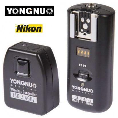 Радиосинхронизаторы Yongnuo RF-602N