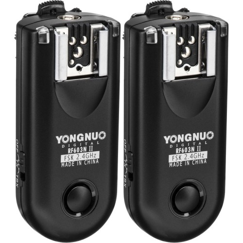 Радиосинхронизаторы Yongnuo RF-603N II