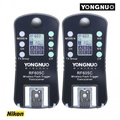 Радиосинхронизаторы Yongnuo RF-605N