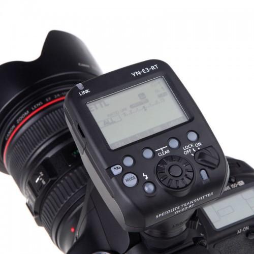 Контроллер Yongnuo YN-E3-RT Canon