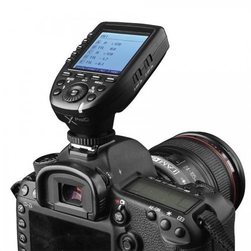 Контроллер GODOX Xpro-C для Canon