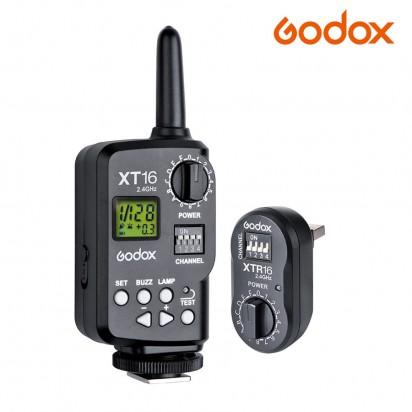 Радиосинхронизаторы Godox XT-16 kit