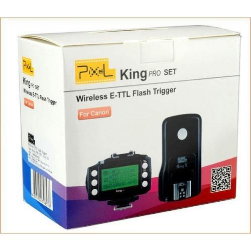 Радиосинхронизаторы Pixel King PRO Canon