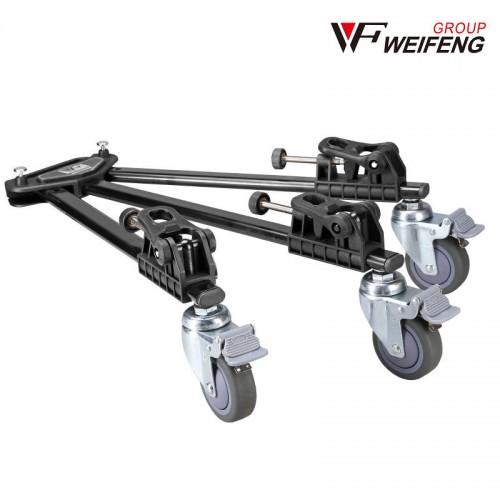 Штативная тележка ролики Weifeng WT601