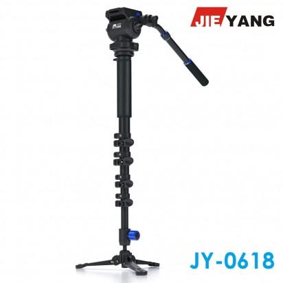 Монопод JIEYANG JY-0618 Blue