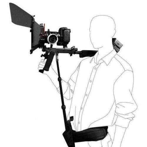 Поясной монопод для Рига, Камеры Yelangu A5