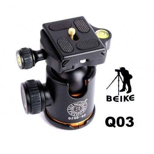 Штативная шаровая головка Beike Q03