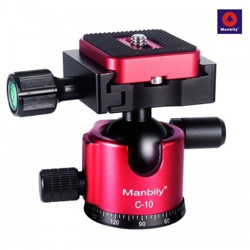 Шаровая голова Manbily C-10