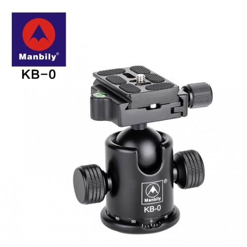 Шаровая голова Manbily KB-0