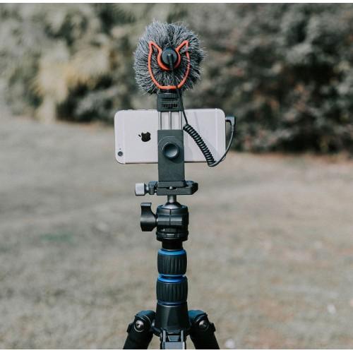 Держатель Смартфона на штатив Yelangu PC03