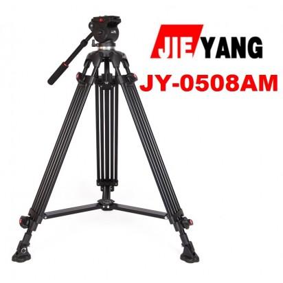 Видео штатив JieYang JY-0508AM