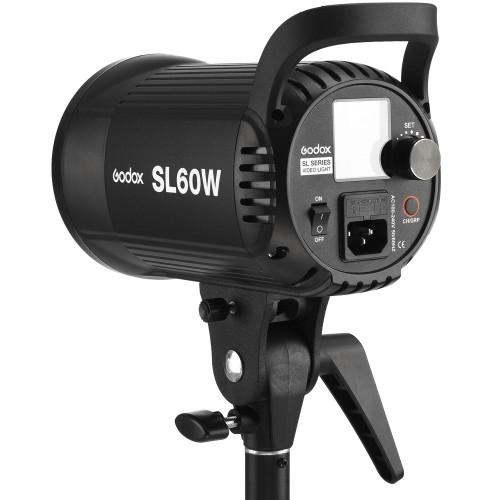 Комплект постоянного LED света GODOX SL-60W 5500K kit2