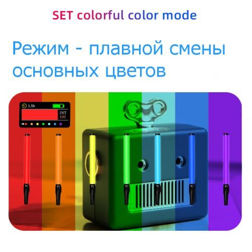 Осветитель Manbily LS-650 RGB