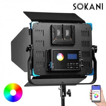 Осветитель SOKANI X50 RGB