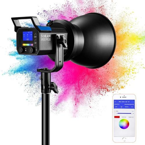 Осветитель SOKANI X60 RGB