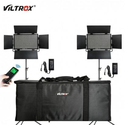 Комплект VILTROX VL-D85T LED Kit2