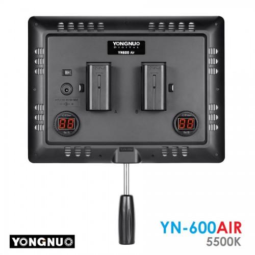 Видеосвет Yongnuo YN600 AIR 5500K
