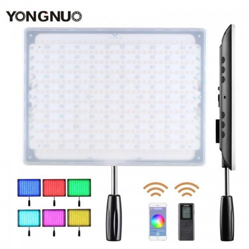 Видеосвет Yongnuo YN600 RGB 5500K