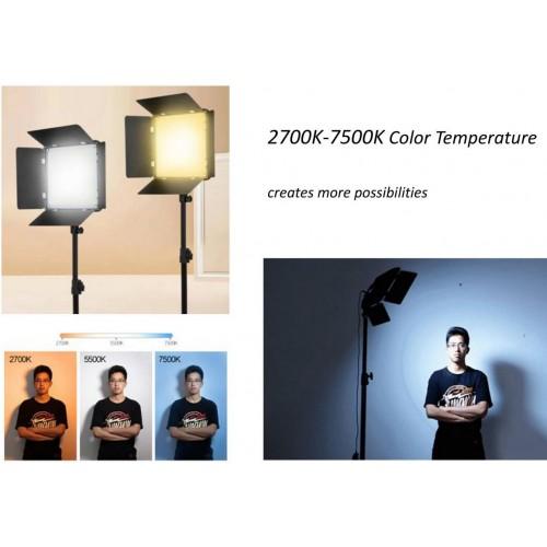 Комплект JINBEI EFP-50 LED Bicolor kit3