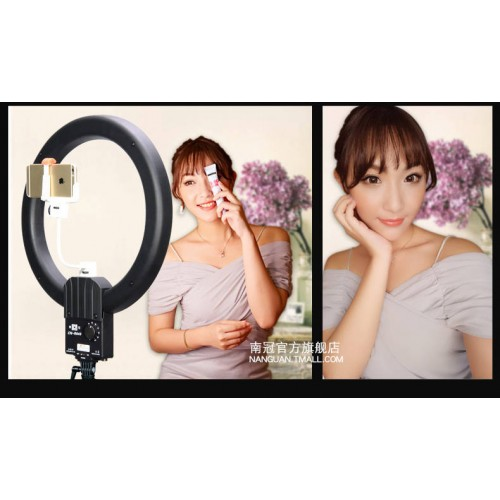 Кольцевой светодиодный осветитель NanGuang CN-R640