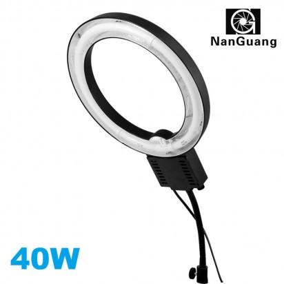 Кольцевой осветитель NanGuang Ng40c