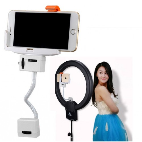 Крепление для смартфона и зеркало Nanguang