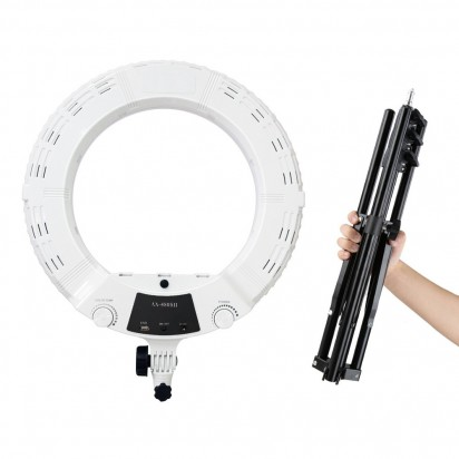 Кольцевая лампа Yidoblo AX-480SII White