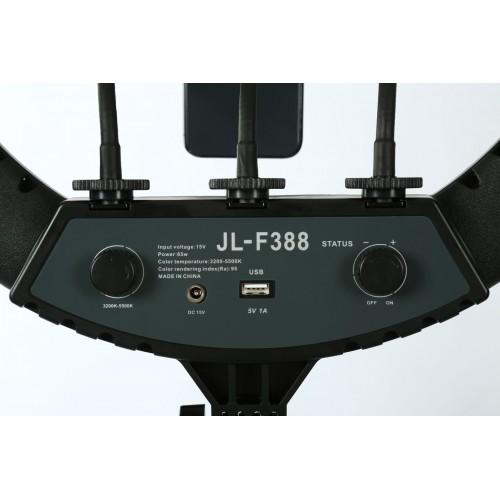 Кольцевая Лампа KingSlim JL-F388 LED