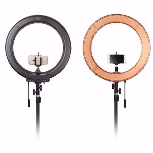 Кольцевой осветитель LF-240 LED 5500K
