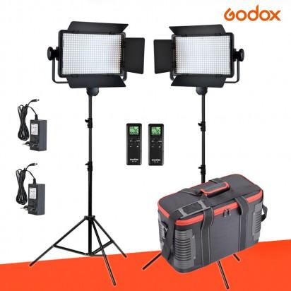 Комплект GODOX LED500W kit2