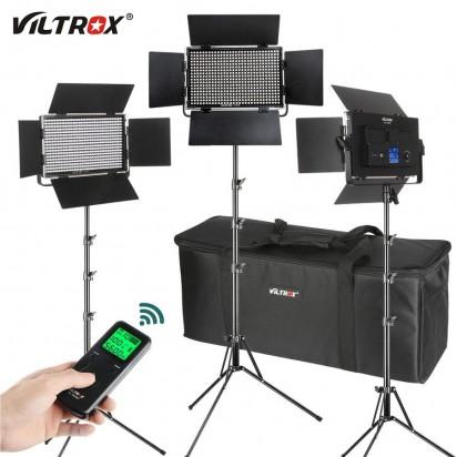 Комплект VILTROX VL-40T LED Bicolor kit3