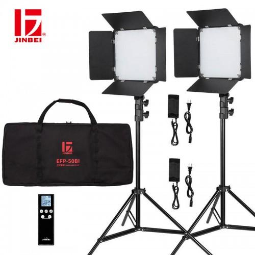 Комплект JINBEI EFP-50 LED Bicolor kit2