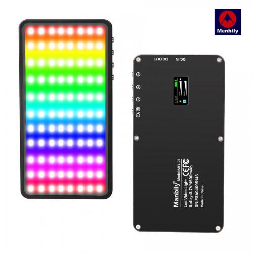Осветитель MANBILY MFL-07 RGB