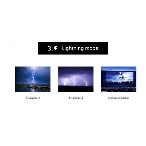 Осветитель MANBILY MFL-08 RGB