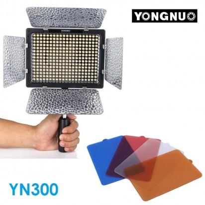 Видеосвет Yongnuo YN300 LED 5500K