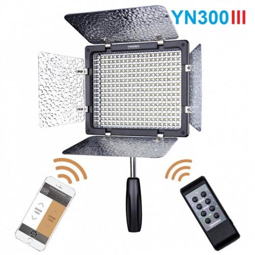 Видеосвет Yongnuo YN300-III 3200-5500K