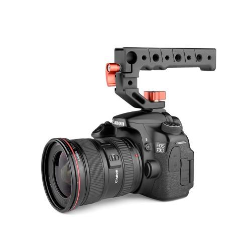 Верхняя ручка YELANGU A70 башмак камеры