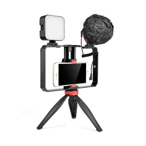 Набор видеоблогера для смартфона Yelangu PC204