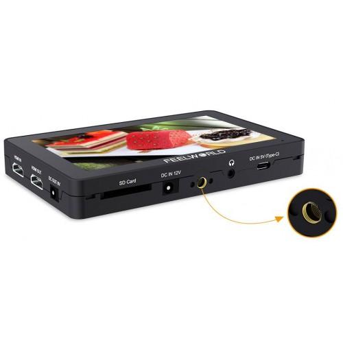 Накамерный монитор FeelWorld F6 Plus LUT Touch
