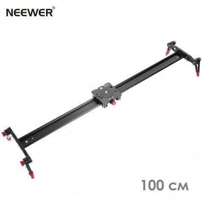 Слайдер для камеры NEEWER D100 Metal