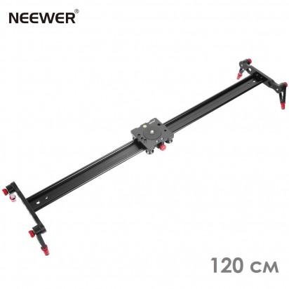Слайдер для камеры NEEWER D120 Metal
