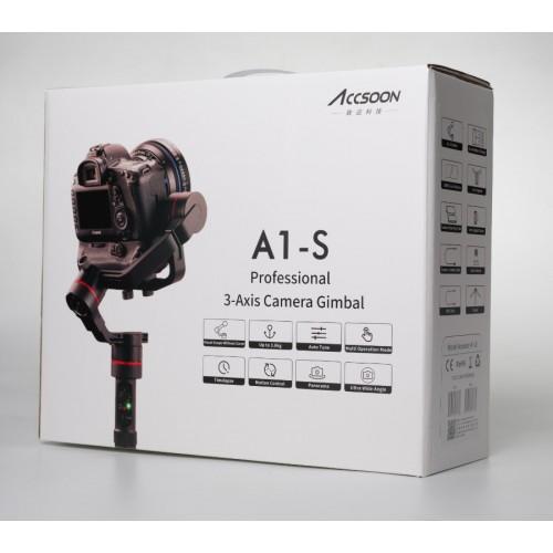 Электронный стедикам ACCSOON A1-S с Ручками