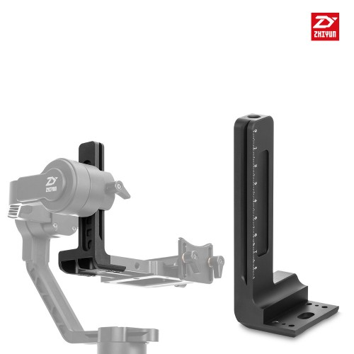 Плечо Zhiyun для Canon 1DX на Crane 2