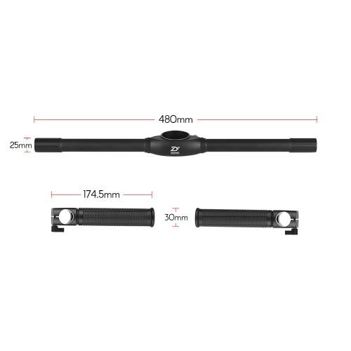 Двойные ручки для ZHIYUN CRANE 2 EH002