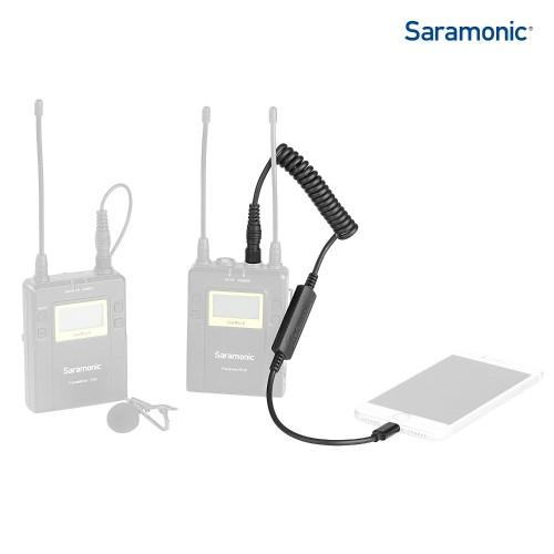Кабель Saramonic LC-C35 для iOS Lightning