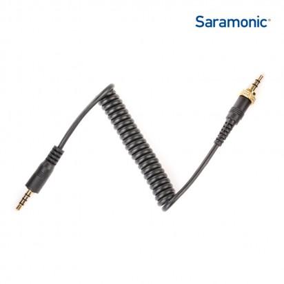 Кабель SARAMONIC SR-PMC1 TRS TRRS для Смартфона