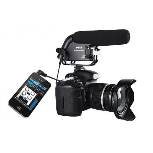 Адаптер BOYA BY-CIP для микрофона на смартфон